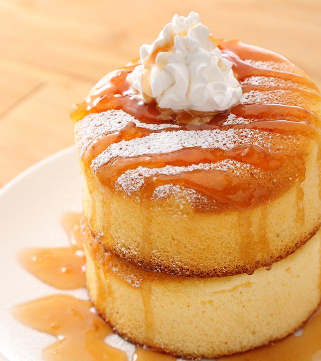 パン ケーキ ふっくら